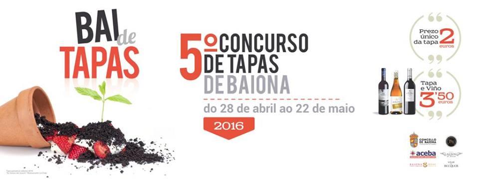 Bai de tapas baiona 2016 turismo galicia - Casa soto baiona ...