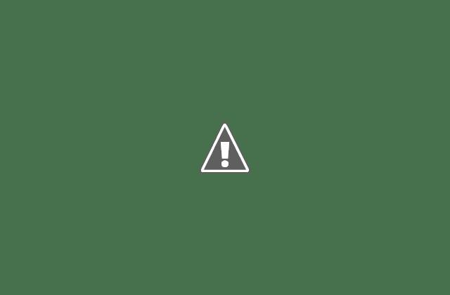 Добеле, Латвия - Вид на центральную часть города - 1978 год