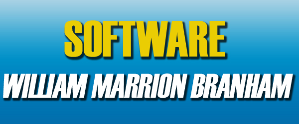 Software del Mensaje William Marrion Branham