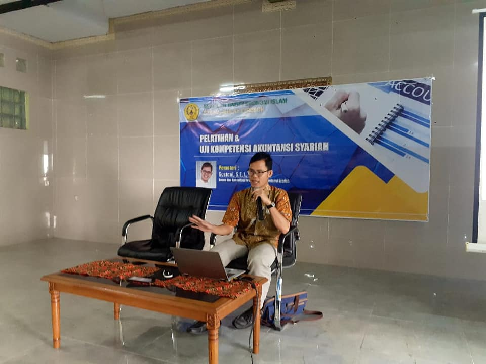 Pelatihan dan Uji Kompetensi Akuntansi Syariah STEI Al Ishlah Cirebon