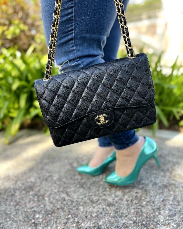 Chanel Jumbo Caviar 2021 Price