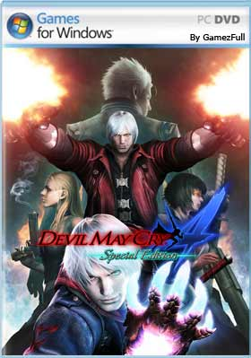 Devil May Cry 4 Special Edition [Full] [Español] [MEGA]