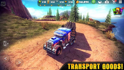 Off The Road Apk + Mod (Unlimited Money) + Data for android