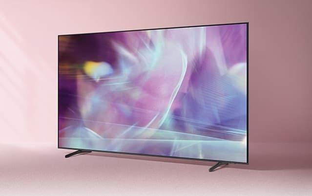 Samsung QE43Q60A: Smart TV 4K con tecnología QLED, Quantum HDR y asistentes de voz integrados