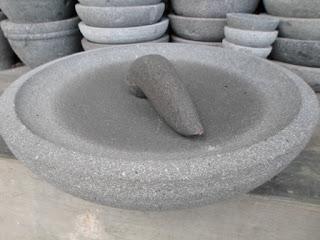 Cobek Batu, Cobek Batu Asli, Cobek Batu Muntilan