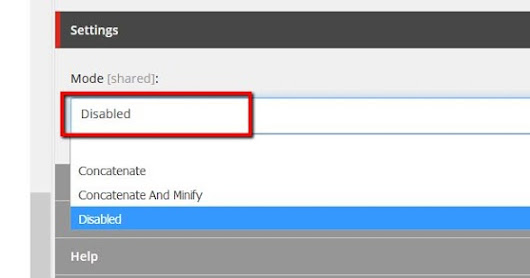 Sitecore SXA : Disable Asset Optimizer