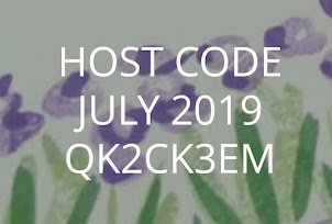 HOST CODE FOR JULY 2019