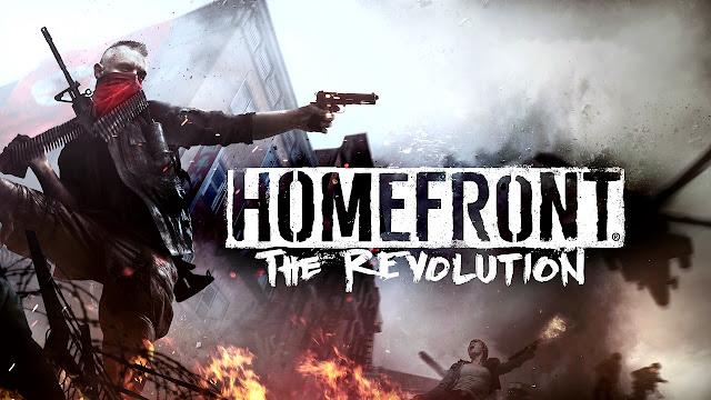 تحميل لعبة هوم فرونت homefront كاملة برابط مباشر مجانا