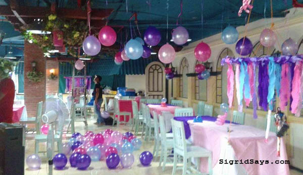 Affordable Bacolod Catering Services - Rochelle's Kitchen catering and food services - Bacolod mommy blogger - Bacolod blogger - Bacolod food - party setup - party decors - venue setup