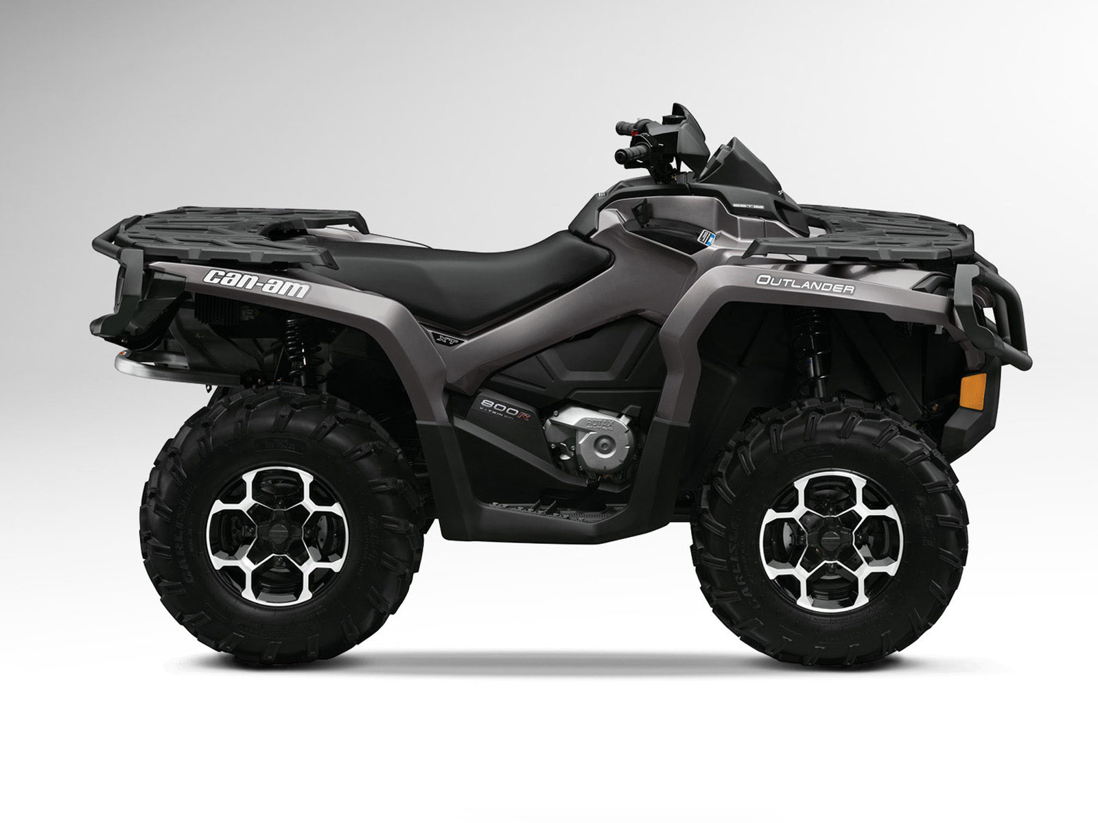 outlander xt 800r atv renegade specifications canam
