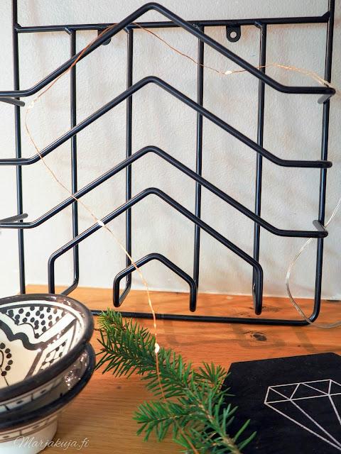 lanka & muovi, verkkokauppa arrow lehtiteline sisustus kotimainen