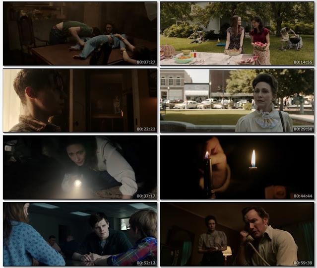 The Conjuring 3: The Devil Made Me Do It 2021 English 720p WEBRip
