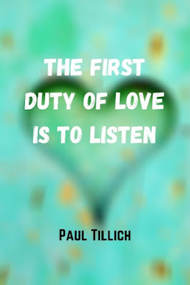 love and listening quotes