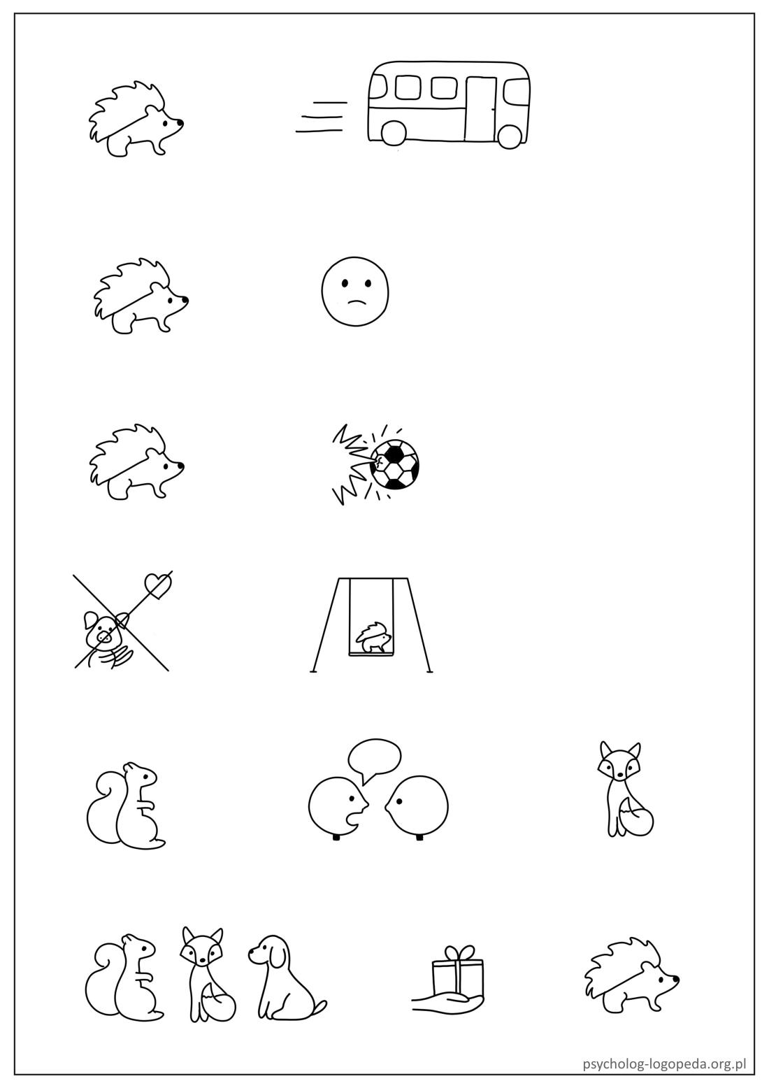 free pictograms animals