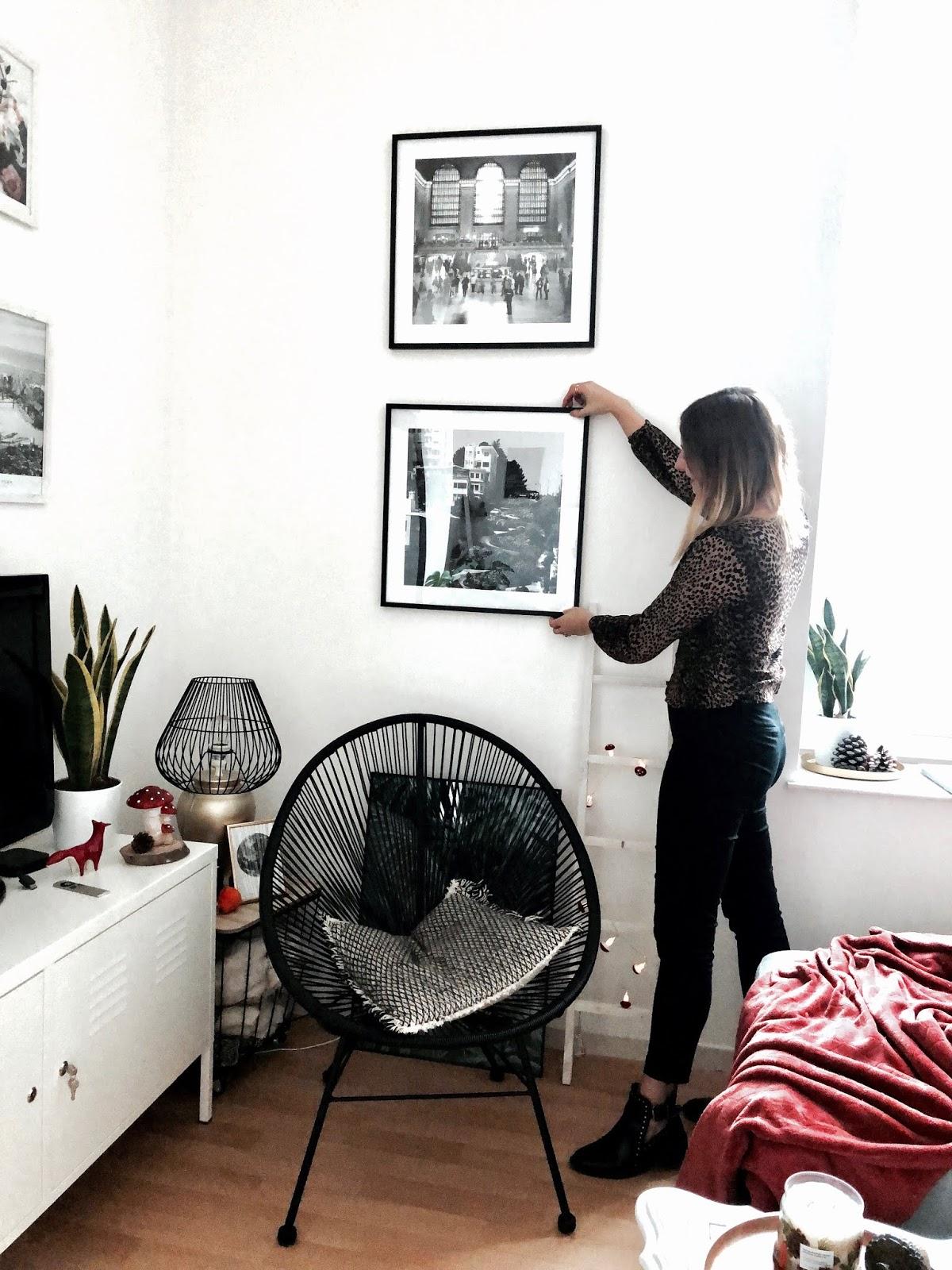 je décore mon appartement