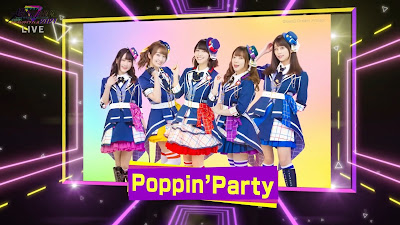 Odaiba!! Super Dimensional Music Festival 2021 DAY 1 -Poppin'Party- [WEB-DL / RAW]