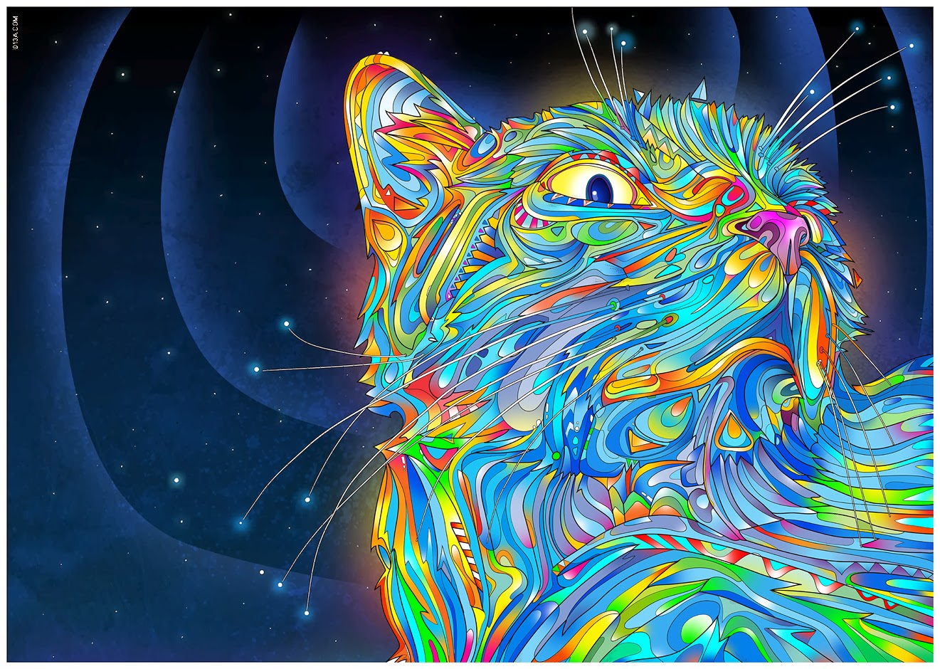 42 Modern Psychedelic Visionary Artists You Need To Know - Secret ...