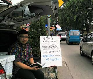sahur on the street