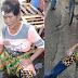 Lola, Napaiyak na lang Matapos Kuhanin ng MMDA ang kanyang mga Panindang Isda