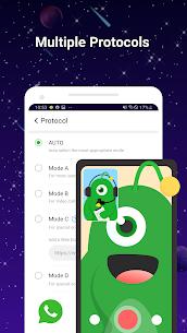 UFO VPN Basic Apk v3.3.7 Mod (VIP Unlocked)
