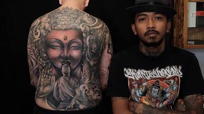 Filosofi tattoo dan perkembangan tattoo di Bali