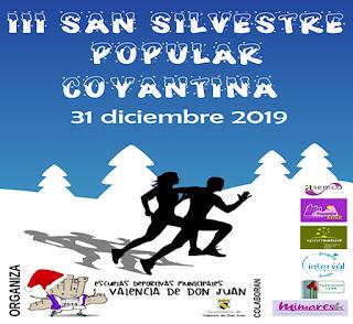 San Silvestre Valencia de Don Juan