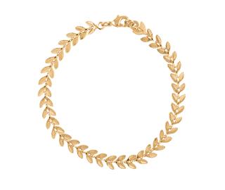 bracelet laurier l'atelier d'amaya