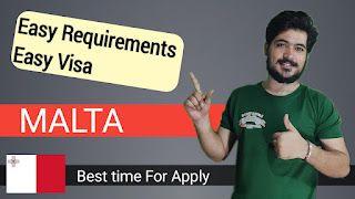 Malta Visit Visa And Requirements - Get Malta Tourist Visa - Easy Steps