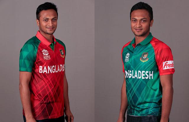 Bangladesh Jersey Images