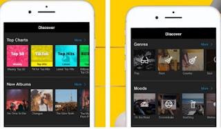 aplikasi pemutar musik di android  terbaik & gratis - online & offline- musik player mp3