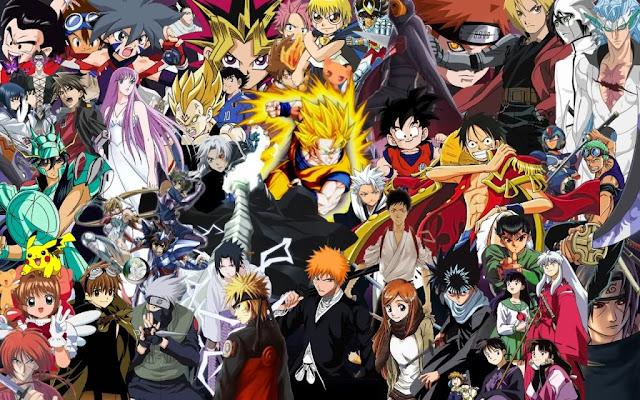 Sejarah Manga dan Anime di Indonesia