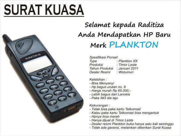 Hape Plankton XX