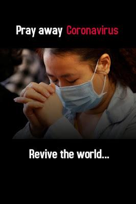 Doa untuk menghadapi virus corona
