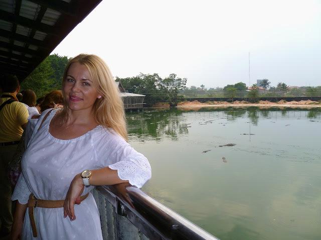 Крокодилы в Таиланде (Crocodiles in Thailand)
