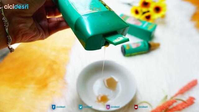 azalea shampoo inspired by nature