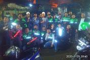Komunitas Ojol di Tambora Bergerak Ke Lebak Banten, Ada Apa?