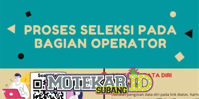 Proses Seleksi Pada Bagian Operator PT. Taekwang Industrial Indonesia (Taekwang Subang) 2021