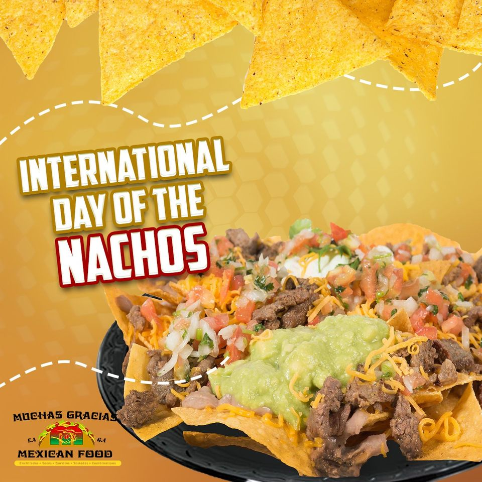International Day of the Nacho Wishes Sweet Images