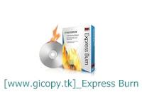 Express Burn Plus 5.08 Full Version