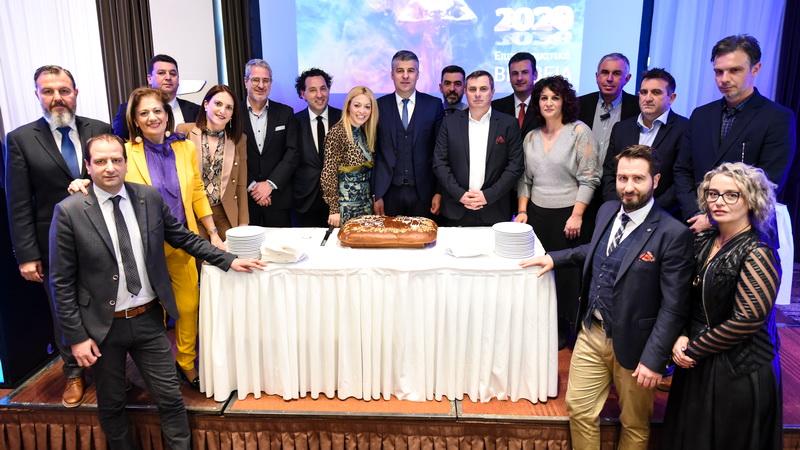 Επιμελητήριο Έβρου: Κοπή πίτας και βραβεύσεις επιχειρήσεων