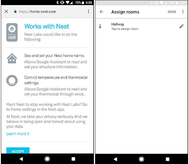 Come installare SmartHome di Google a Casa
