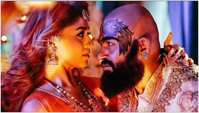 Kaashmora box office collection sunday