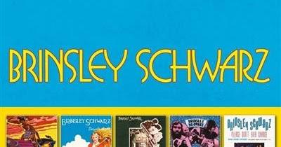 Brinsley Schwarz  Original Album Series 5CD Box Set