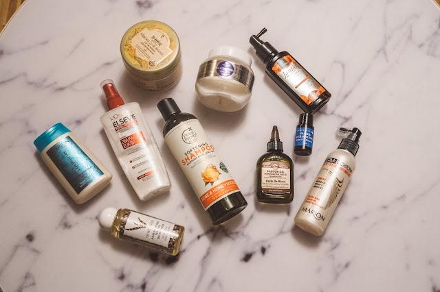 Moje TOP 10 produktów do włosów z drogerii / nie przekraczające ceną 20 zł  - Czytaj więcej