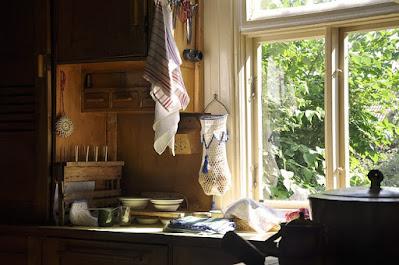 tips irit percantik dapur sederhana