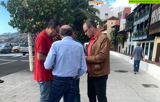 El Ayuntamiento de Santa Cruz de La Palma busca soluciones a las inundaciones