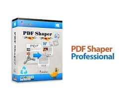PDF Shaper Professional 8.7 Full Version