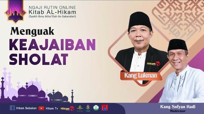 [Full Video] Kang Lukman : Menguak Keajaiban Sholat