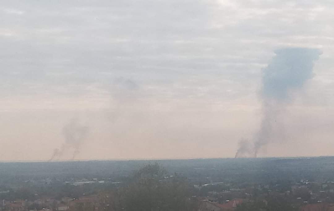 Πυρκαγιά στο κάμπινγκ Μαγγάνων - Άμεση επέμβαση της Πυροσβεστικής