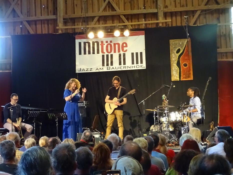 Expo Stands Lightsee : Londonjazz: review: inntöne jazz festival 2017 saturday: markus